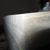 桐のドレッサー その25 - 天板を整える