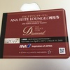 ANA SUITE LOUNGE ご利用券2018年度継続してましたが転売反対w