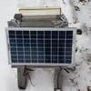 無線温度計用ルーターのテスト実施中