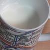 【睡眠効能の真偽】ホットミルクの作り方<電子レンジで簡単レシピ(砂糖やや使用)>