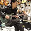 ギターキャラバン~試奏インタビュー~