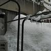 平成30年福井豪雪、2/8日の福井市中心部状況