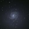 大きな渦巻き M100 & M101