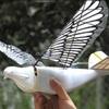 中国が鳥のように見せているドローンに中国上空の電力を監視する計画