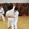 1月19日の日本拳法自由会練習報告