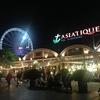 【タイ☆バンコク旅行記②日目☆】☆夜景が綺麗なASIATIQUE THE RIVERFRONTへ☆PART2☆