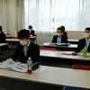 芙蓉園入社式・辞令交付式を開催しました。