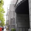 堀川通りを歩く。
