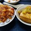 【本場には程遠い・似非】台湾風豚角煮丼(ルーロー飯) セブンイレブン〔参考に今大魯肉飯(三重区)〕