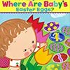 Book31. Where Are Baby's Easter Eggs?〜英語の仕掛け絵本でイースターを楽しもう〜