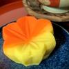 和菓子で秋の紅葉を楽しむ【御菓子処さゝま】