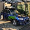 AUDI Q5 x THULE MotionXT Lルーフボックス