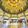 東京駅丸の内南口の天井を見上げてくみてください #360pics