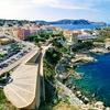 【Corse】コルシカ島の旅1日目:カルヴィ(Calvi)