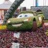 フラワー&ガーデンフェスティバルと各パークのアトラクション巡り(2011年WDW #4)