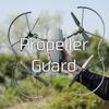【DJI純正】ドローンの機種別プロペラガードの取り付け方と使用方法【安全飛行】