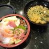 あざみ野【廻転寿司処 タフ】タフ丼 ¥680(税別)+大盛 ¥100(税別)