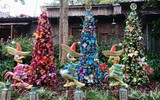 【2dayパスで行く】ディズニー・クリスマスのいろいろなクリスマスツリーを10枚写真におさめました(ディズニーシー)