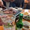 ソウル飯① ソレカルメギのカルメギサル