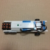 レゴブーストで車を作って、比較的スムーズに運転できるプログラムを組んでみた