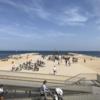 【スペイン・バルセロナ】ビーチも案外近いです!ラ・バルセロネータビーチ