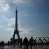 【ロンドン・パリ旅行】⑥パリ市内観光1日目