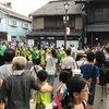 西尾祭り最終日、踊ろっちゃは賑わい中。