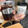 原宿 COLOSO COFFEE TOKYO でキャリーゴルゴル