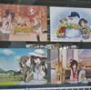 近江鉄道豊郷駅の看板のイラストが可愛い!