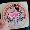 誕生日にディズニーリゾートに行った感想