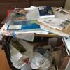 【公開】「とりあえず物置き場」を作ると部屋が一瞬で汚部屋化する法則【リビングの棚】