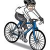 「2回目のサイクリングロード」