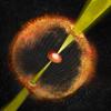 謎の大爆発 ブラックホールまたは中性子星を発見か アルマ望遠鏡(その1)