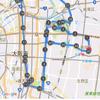 目指せ倍速日本一周101日目(9/25) 大阪府編(大阪市)
