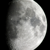 今宵の月(月齢10.408)