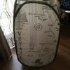 我が家の洗濯の必需品☆約300円のランドリーバッグ