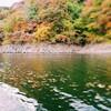 【写真】南郷・青葉湖の紅葉が予想以上にステキだったので見てほしい。