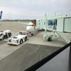 JAL490便 高知空港を離陸