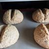 小麦ふすま(ブラン)とスペルト小麦の手ごねパン◎レシピ紹介
