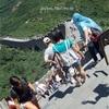 【中国】私が見た万里の長城〜8年前の八達嶺長城と21年前の慕田峪長城〜