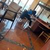 今日はカフェでお勉強
