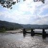 地図子、玉川上水を歩く -1 羽村駅から羽村取水堰まで-