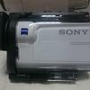 ソニーのアクションカムHDR-AS300を買った!アドレスV125にマウントした!