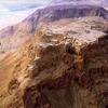 世界史上難攻不落の城、マサダの城塞