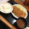 【青山一丁目】とんかつ まるや青山店:さっくり美味しいトンカツを食す