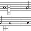 音楽のリズムとヤング図形 - 音楽生成に向けた考察