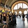 フランクフルト中央駅🇩🇪