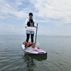 7月16日 琵琶湖で愛犬といっしょにぷかぷか体験♪&ビワドッグ