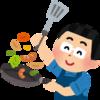 男の料理|野菜たっぷり簡単うどん ( ゚Д゚)ウマー
