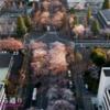 ドローン撮影の映像「空中散歩」で楽しむ中央区!!